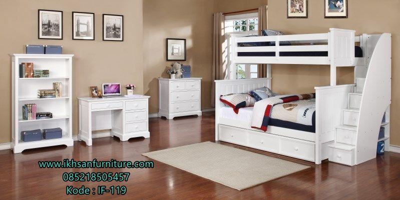 Jual Set Kamar Tidur Anak Lengkap Minimalis Set Kamar Tidur