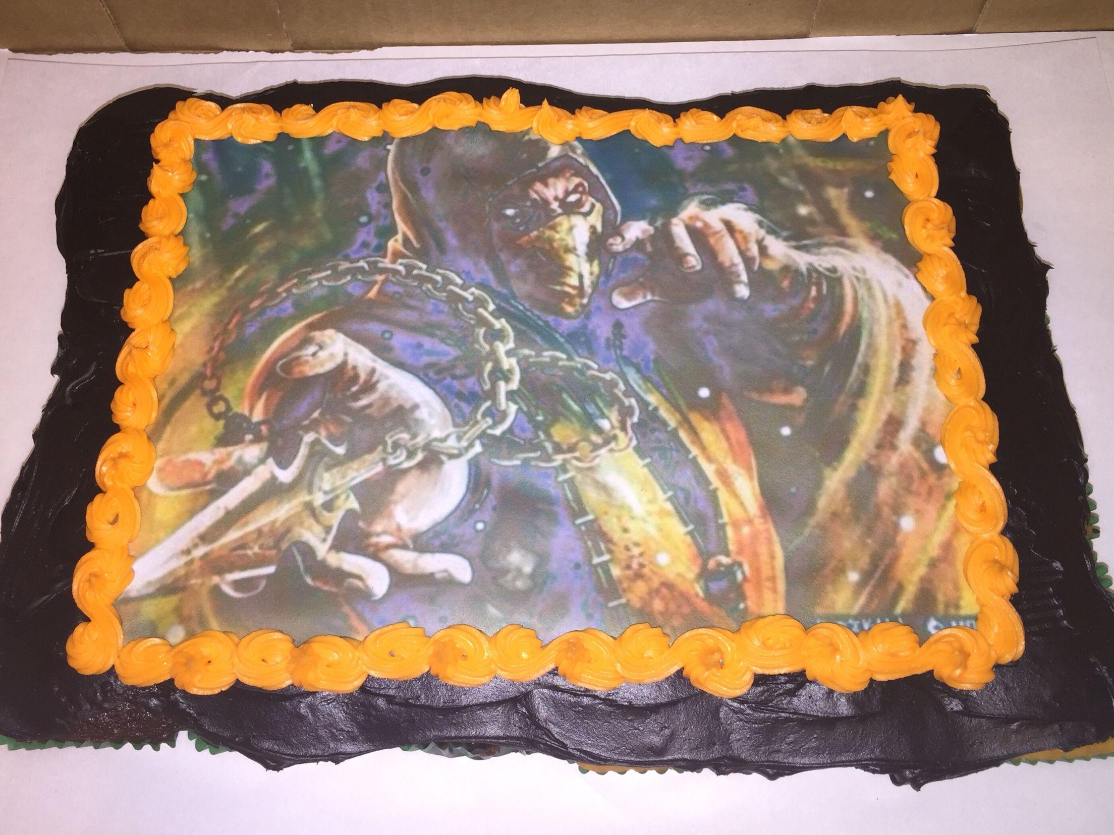 Cupcake cake with edible image edible images cupcake