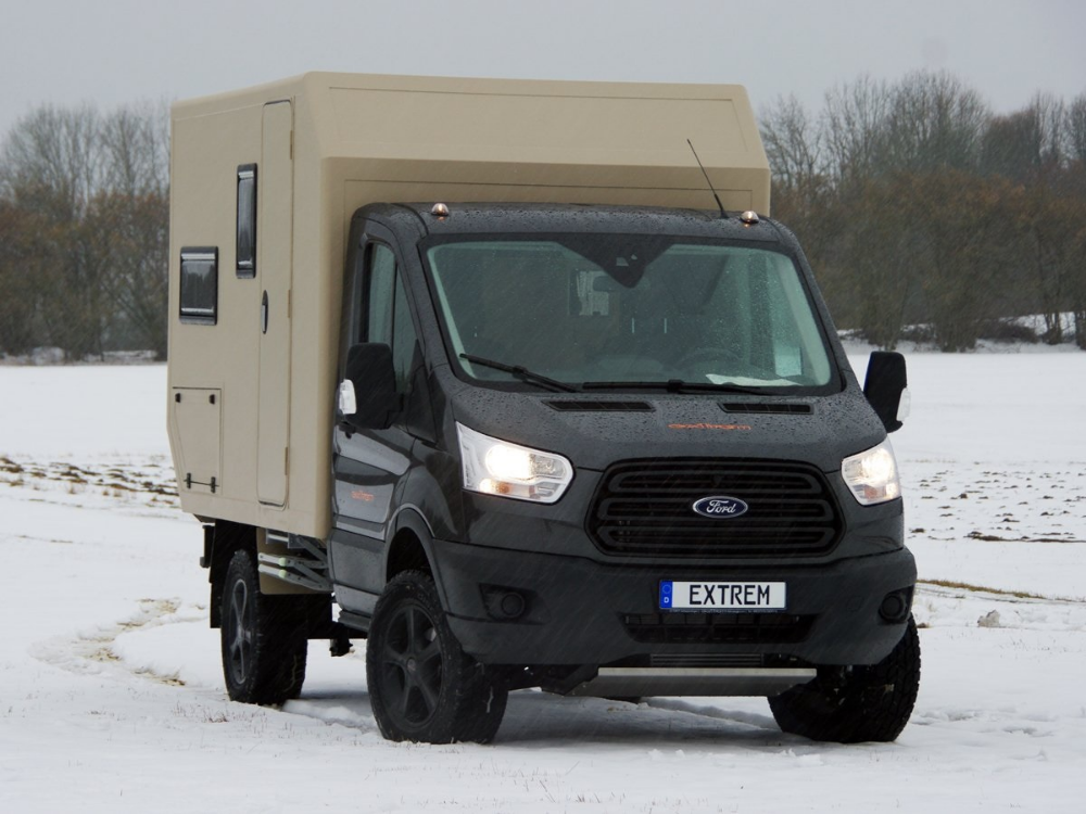 Will The New 2020 4wd Ford Transit Dethrone The Sprinter Expedition Portal Ford Transit Ford Transit Campervan Ford Transit Camper