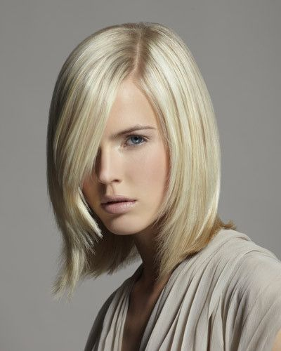 Frisuren mit pony blond 2015