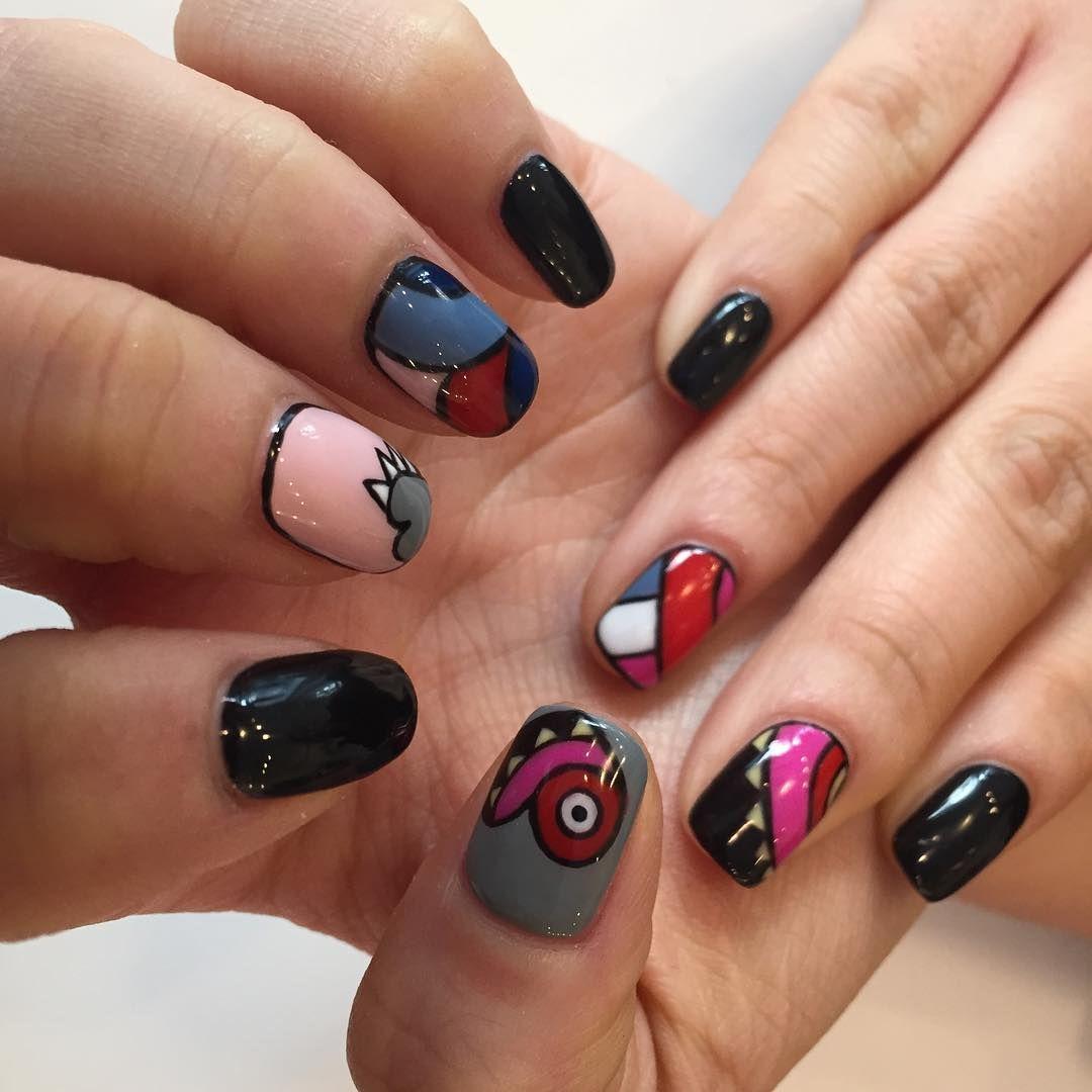 오늘 날씨 굿이다요 #네온네일#네일아트#네일디자인#젤네일#망원동#망원동네일샵#NEONNAIL#nails#nailart#naildesign#gelnail#daily#fashion