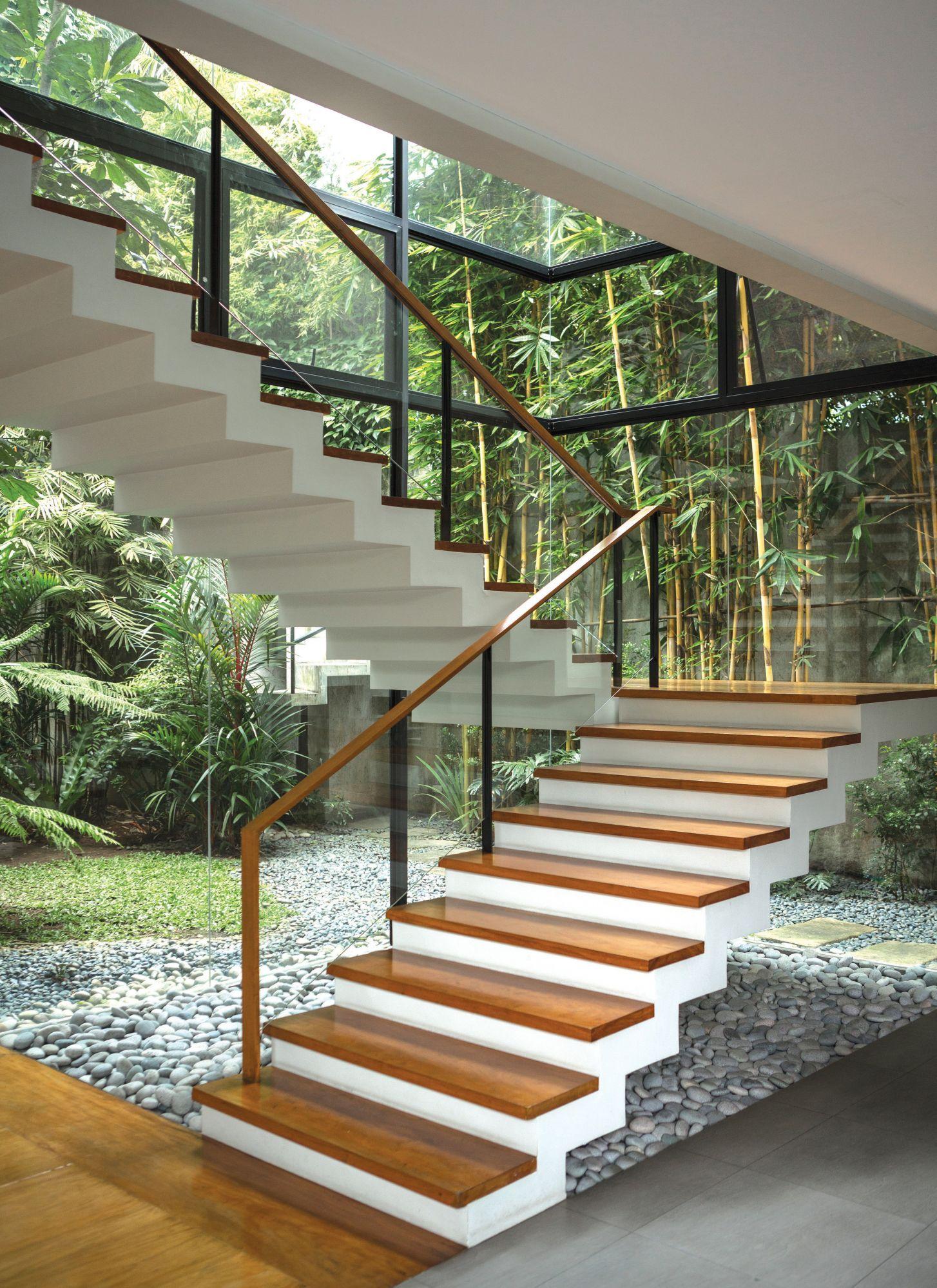 An Open Sanctuary: A Modern Filipino Home Design by BUDJI+ ROYAL Architecture + Design