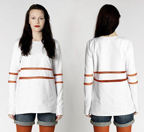 LongSleeve Shirt Schnittmuster - HANDMADE Kultur