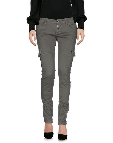 SHOCKLY Women's Casual pants Military green 4 US