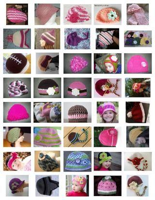 Crochet 20111 Mutsen Pinterest Mutsen
