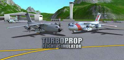 Turboprop Flight Simulator 3D (MOD, Unlimited Money) APK ...