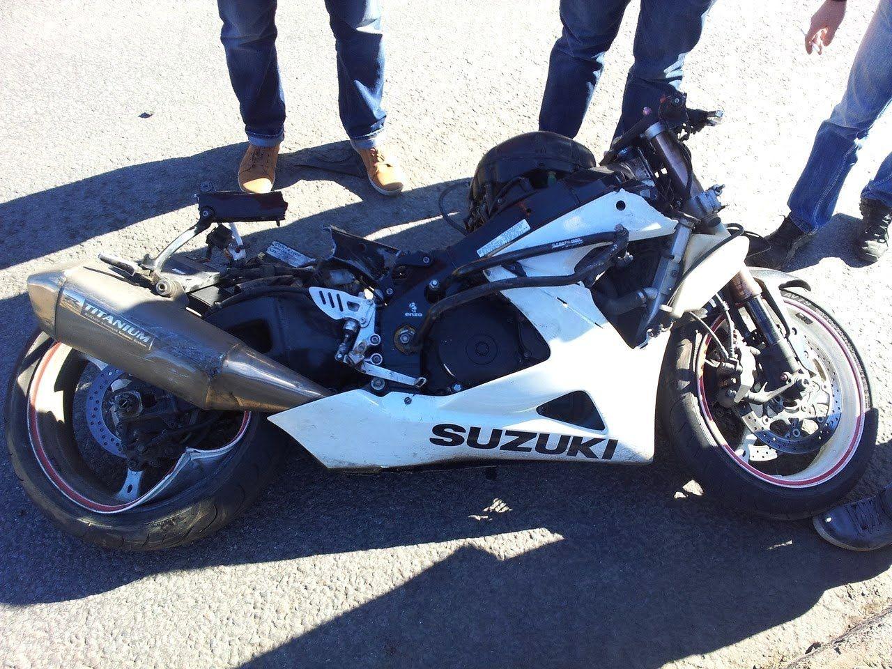Suzuki Jigster Motorcycle