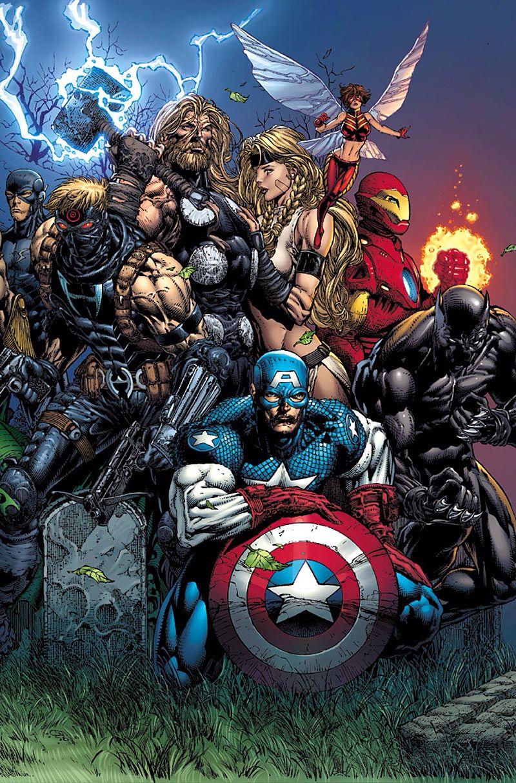 Image result for ultimate marvel comics superheroes