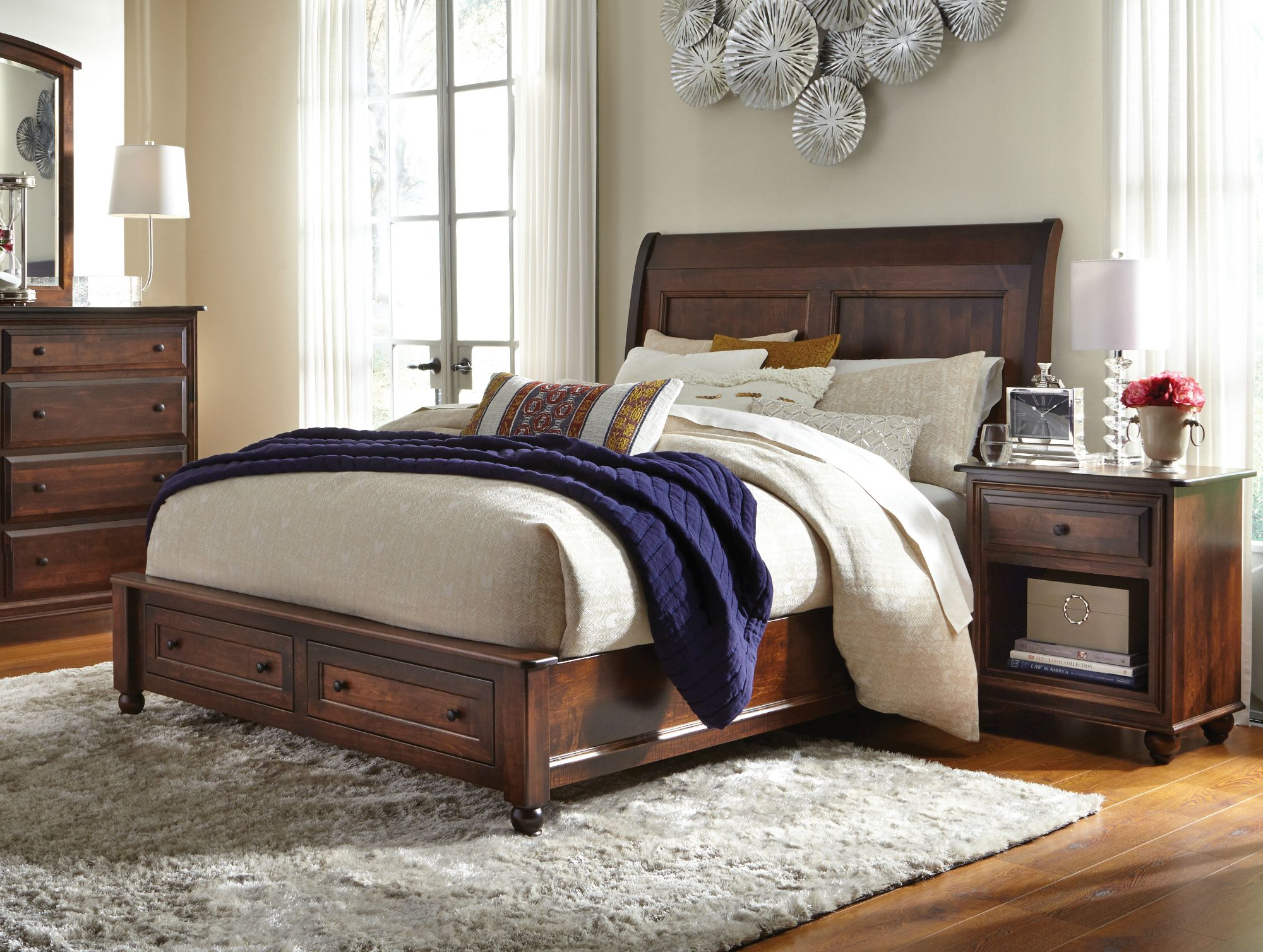 Charlton Queen Storage Bed in 2019 King storage bed, Bed