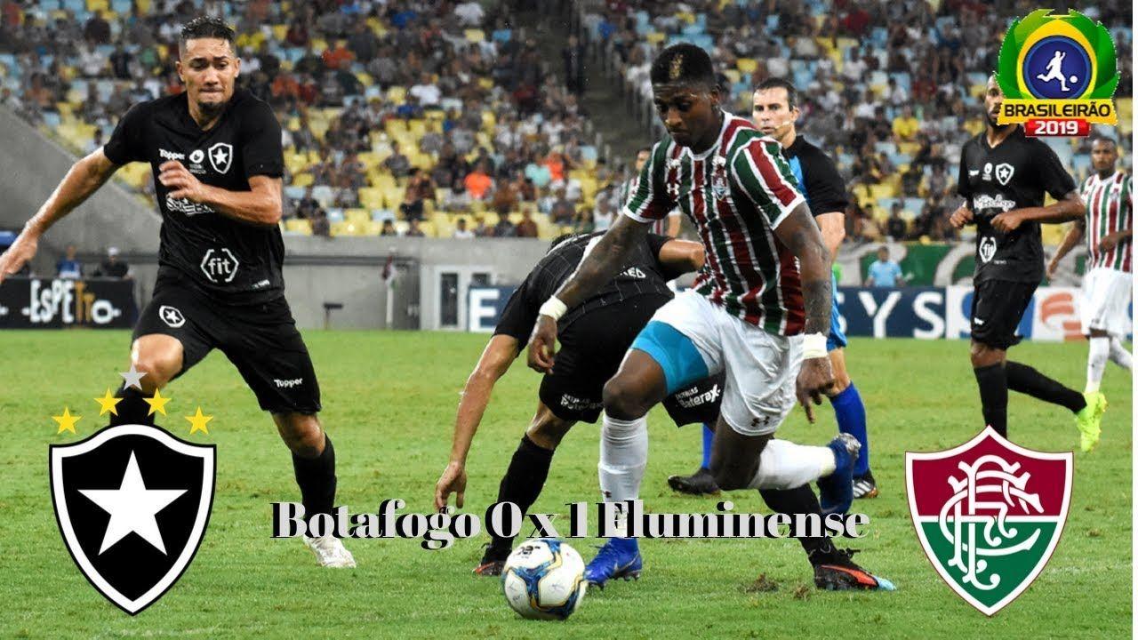 Botafogo 0 x 1 Fluminense 23ª rodada Melhores Momentos
