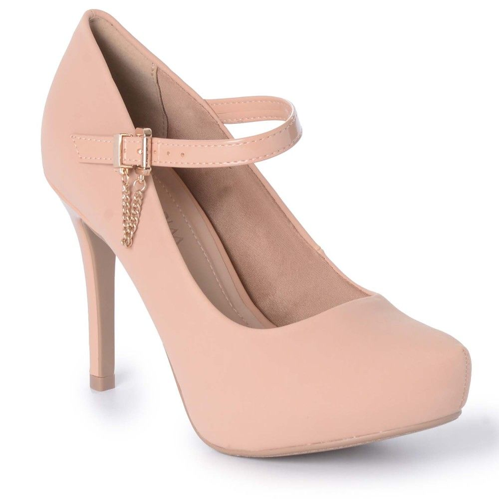 f90d27e6d Sapato Salto Alto Gisele Ramarim | Mundial Calçados - MundialCalcados