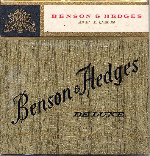 Benson De Luxe