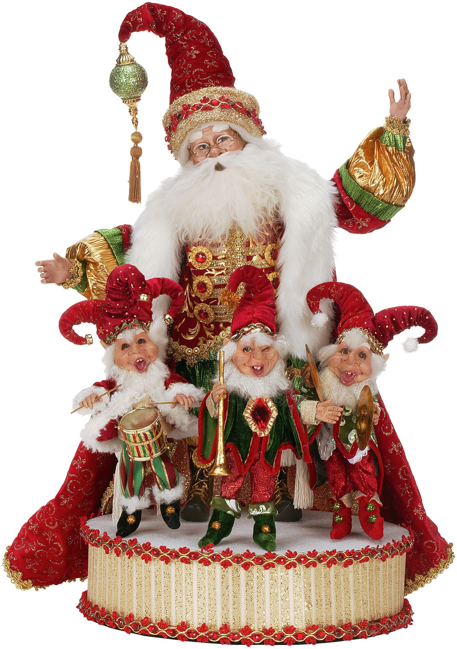 Weihnachtsbilder Weihnachtsmann.Mark Roberts Collectible Santas Christmas Collection Fairy и т п