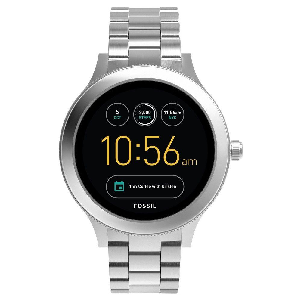 Fossil Gen 3 Smartwatch Q Venture 45mm Stainless Steel