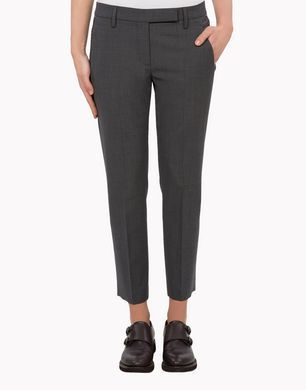 Casual Pants - Brunello Cucinelli Women on Brunello Cucinelli Online Boutique. Worldwide delivery.