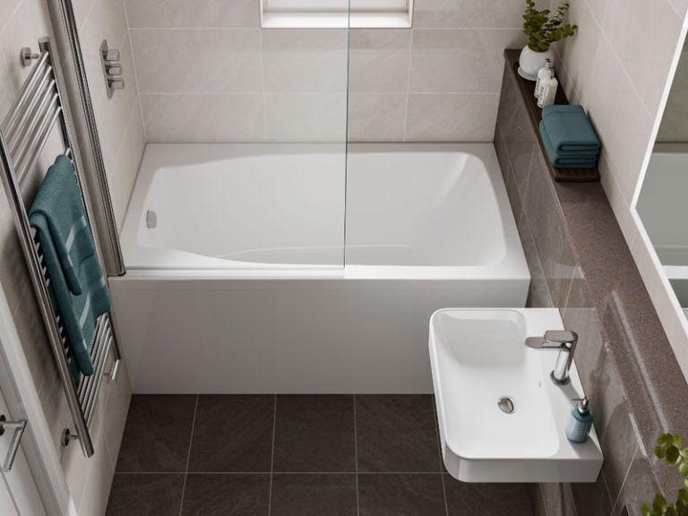 studio-compact-bath-close-up-800x600 | Space saving baths, Bathroom design  small, Small bathroom