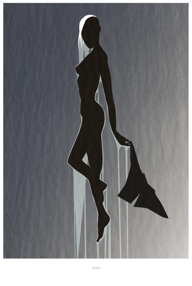 STORM-X-MEN-- by Josh Rogan