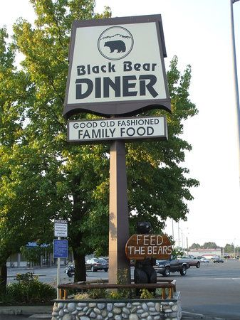 The Type Face And Logo Match Well With Images California Travel Family Restaurants Lake Shasta