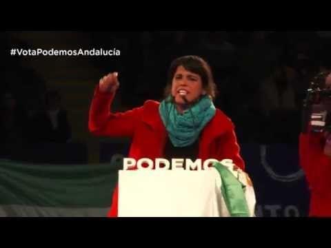 Discurso íntegro de Teresa Rodríguez en Dos Hermanas …: http://evpo.st/1AYkdq3