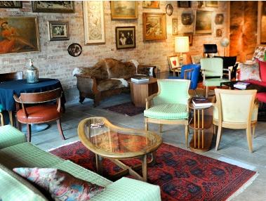 Found Kitchen & Social House feature fabulous found decor to ...
