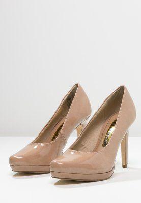High Heel Pumps nude @ </div>             </div>   </div>       </div>     <div class=