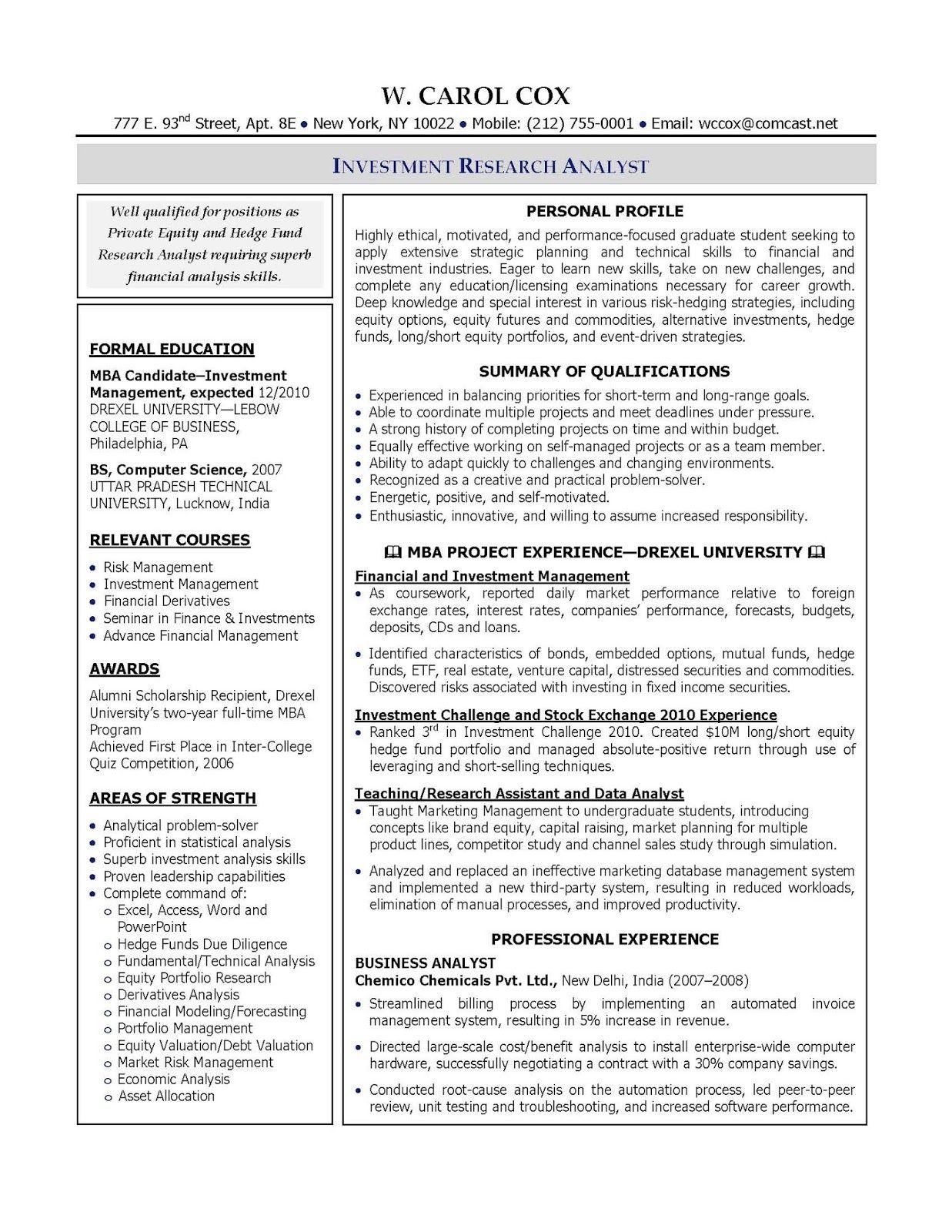 Benefits Analyst Resume Sample Benefits Analyst Resume Objective Senior Benefits Analyst Resume Hr Ben Business Analyst Resume Business Analyst Resume Examples