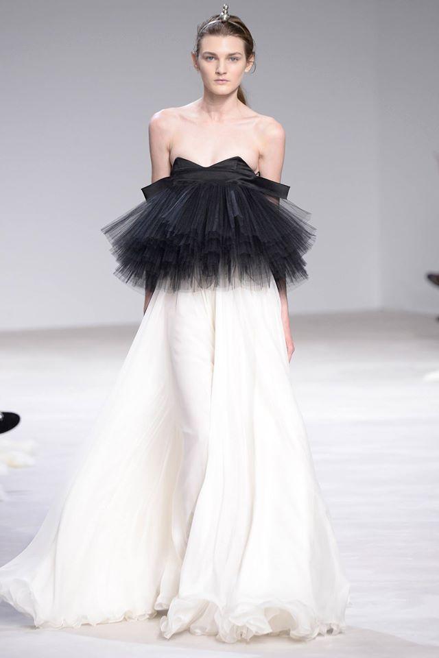 GIAMBATTISTA VALLI Couture S/S 2016