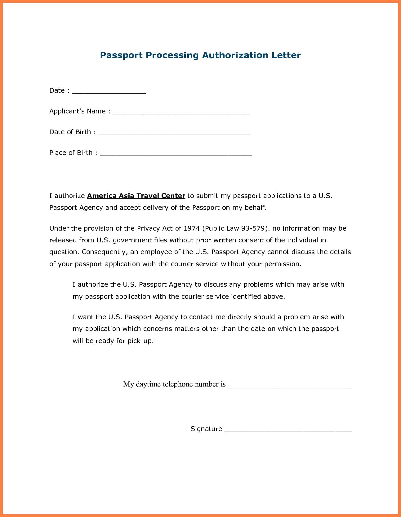 letter document