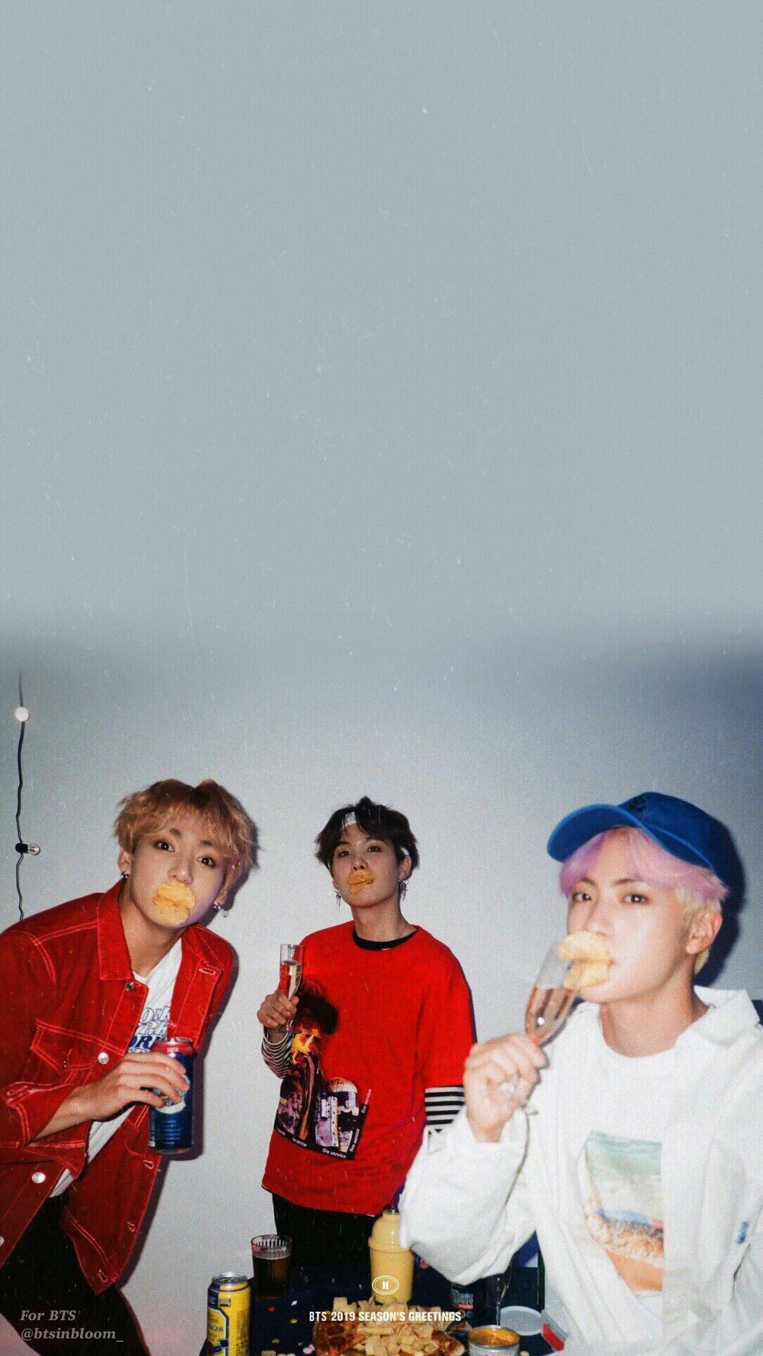 Cr Btsinbloom Bts 2019 Season S Greetings Preview Jin Suga Jungkook Bts Wallpaper Bts Season Greeting Album Bts