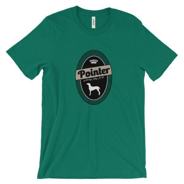 Pointer Unisex short sleeve t-shirt