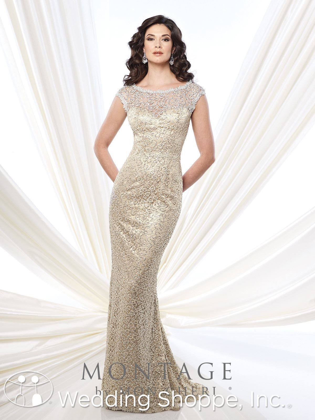 Montage Mother of the Bride Dresses 215912 - $518 | Modest Wedding ...