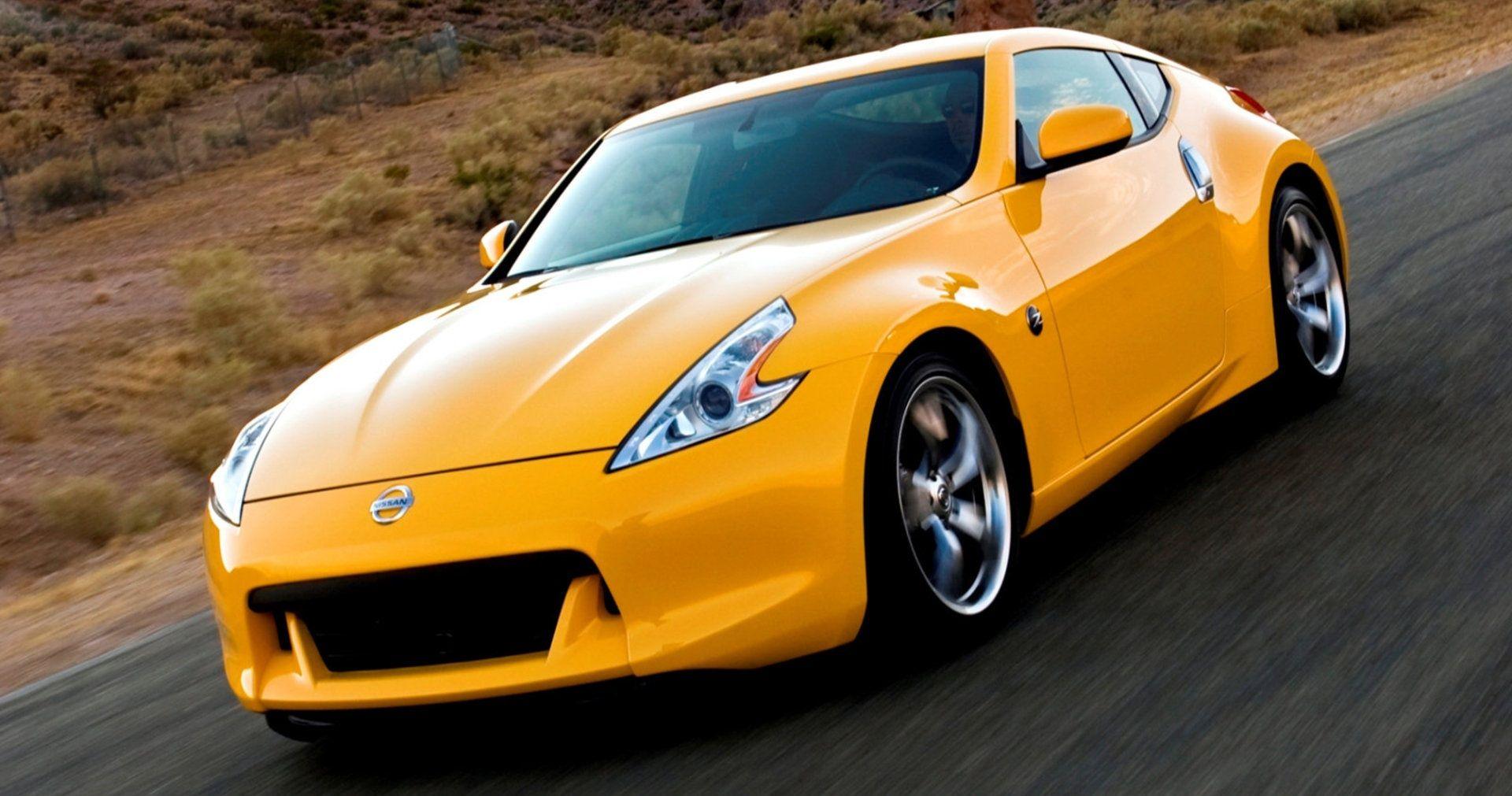 Yellow Nissan 370Z Nismo Nissan Pinterest