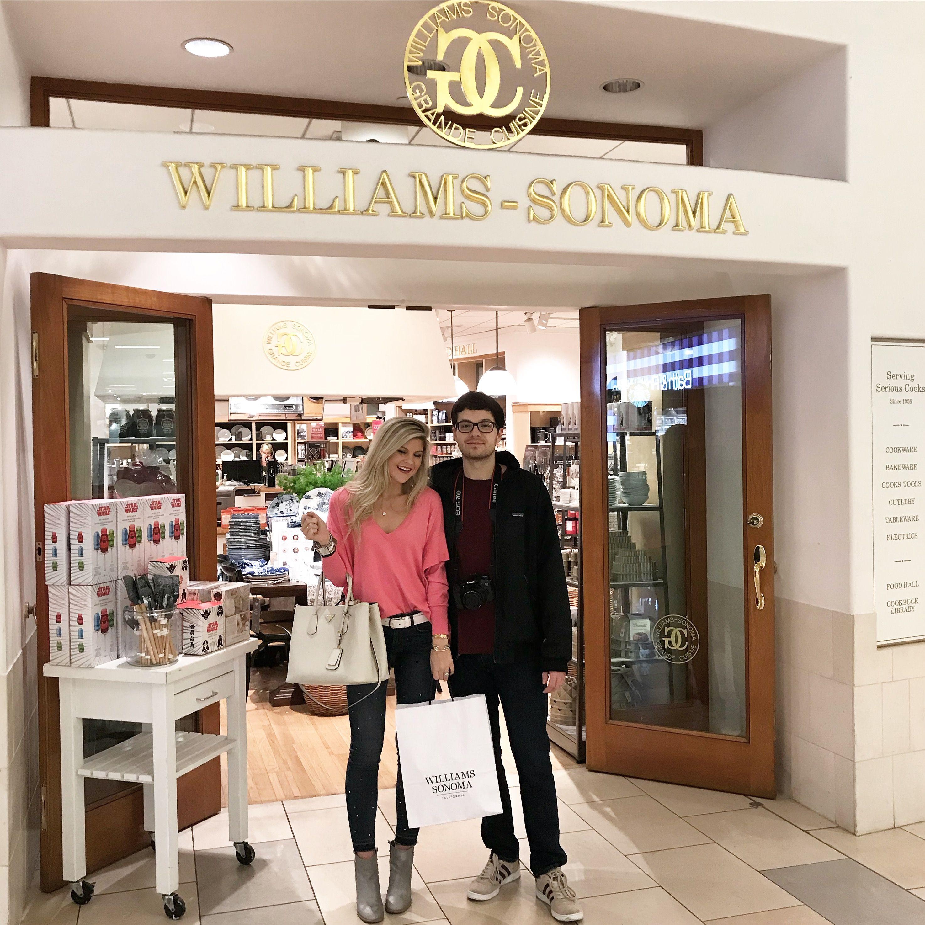Bridal Registry at Williams & Sonoma!! williamssonoma