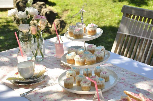 Garden party ideas   Design or breakfast