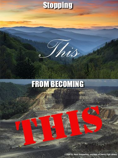 Mountaintop Removal Feeds The Climate Crisis And Kills Communities Appalachia Coal Mining How To Remove