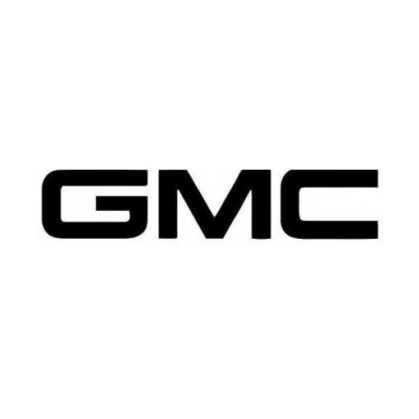 Gmc Logo Vinyl Decal 187 With Images Vinyl Decals Logos Custom Vinyl Decal
