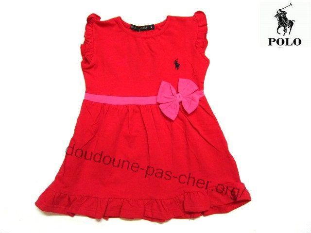 9d67753dee14 Robe Ralph Lauren Fille Pas Cher Rose   Ralph Lauren Enfant   Pinterest
