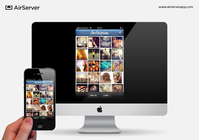 AirServer Most advanced AirPlay receiver for Mac and PC