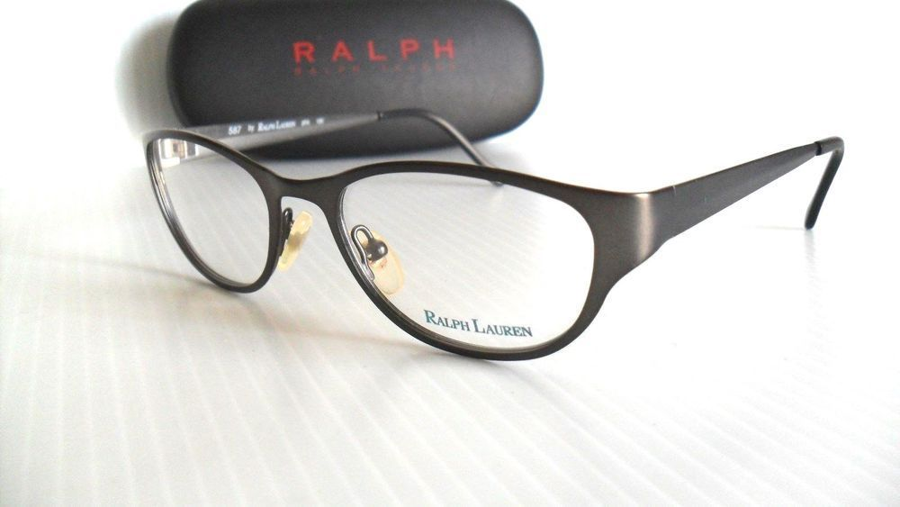 Ebay Link New Vintage 90s Ralph Lauren Classic Square Silver Gray