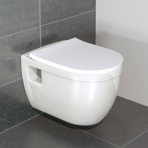 Une Toilette De Linie A De La Classe Un Prix Avantageux Et Elle