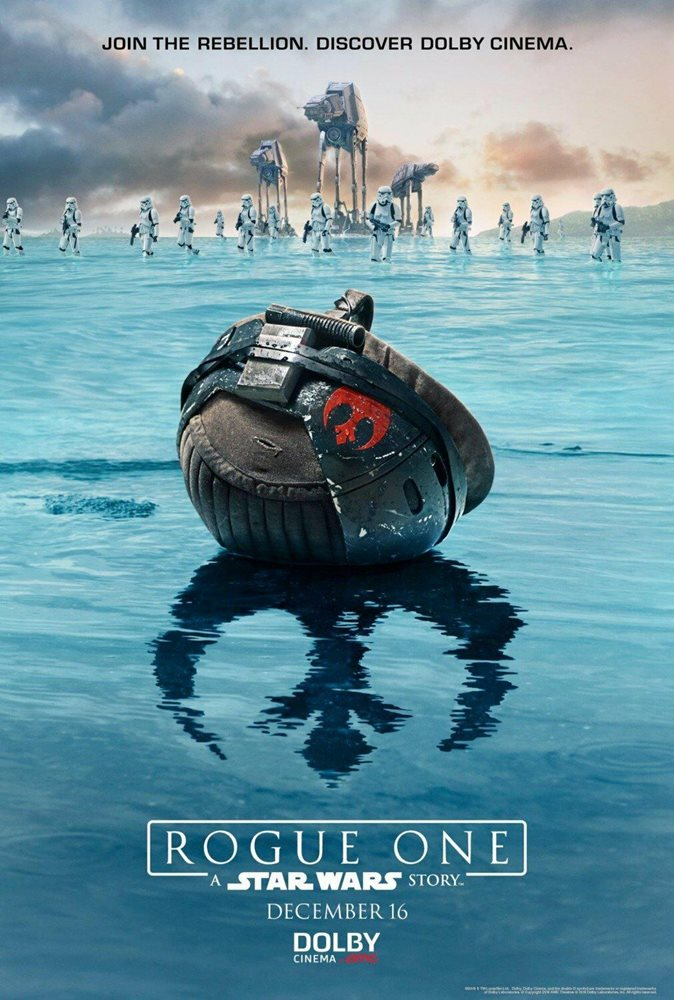 Rogue One A Star Wars Story Imax 13x19 Original Promotional Movie Poster 2016 F In 2020 Rogue One Star Wars Star Wars Movies Posters Star Wars