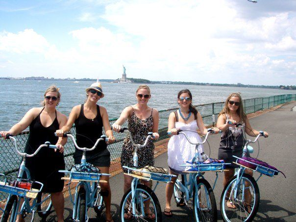 Bike Riding On Governor S Island Ny Bike Ride Summer Fun Lily