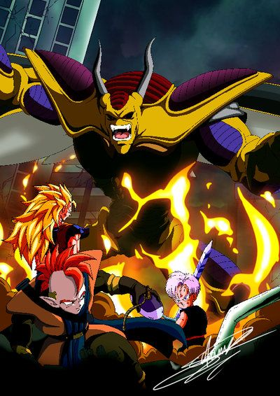 Dbz L Attaque Du Dragon : attaque, dragon, L'attaque, Dragon, ChibiDamZ, Super, Whis,, Artwork