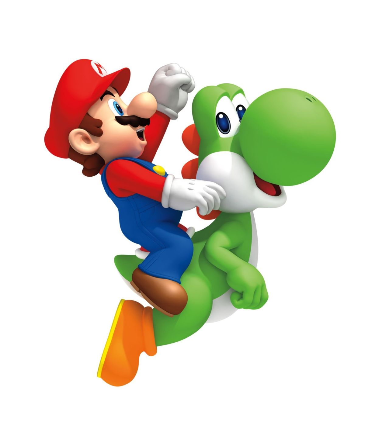 York Wallcoverings Nintendo Yoshi/Mario Peel and Stick