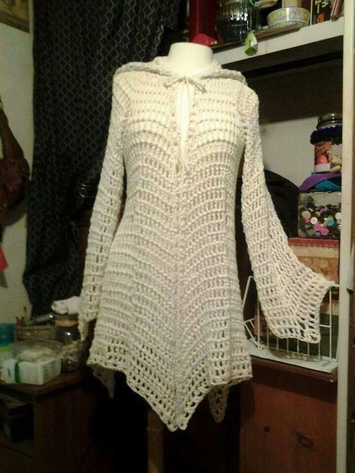 Pin de Yovanna Leon en chonpones tejidos a crochet largos ...
