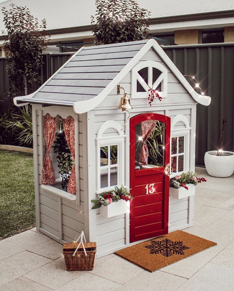 Kmart Cubby House Hack  Little Reno For Your Littlest Loves
