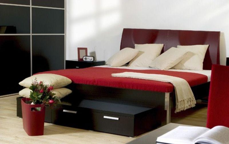 Black Red Bedroom Ideas Looks Elegant Home Decor Ideas