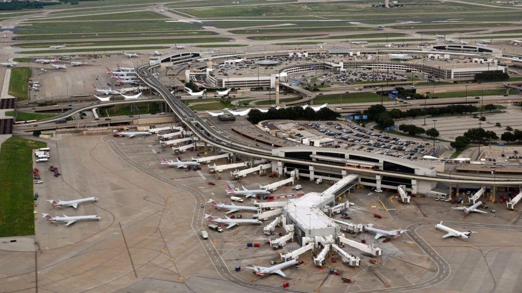Dallas Fort Worth International Airport Dallas Fort Worth International Airport International Airport Denver International Airport
