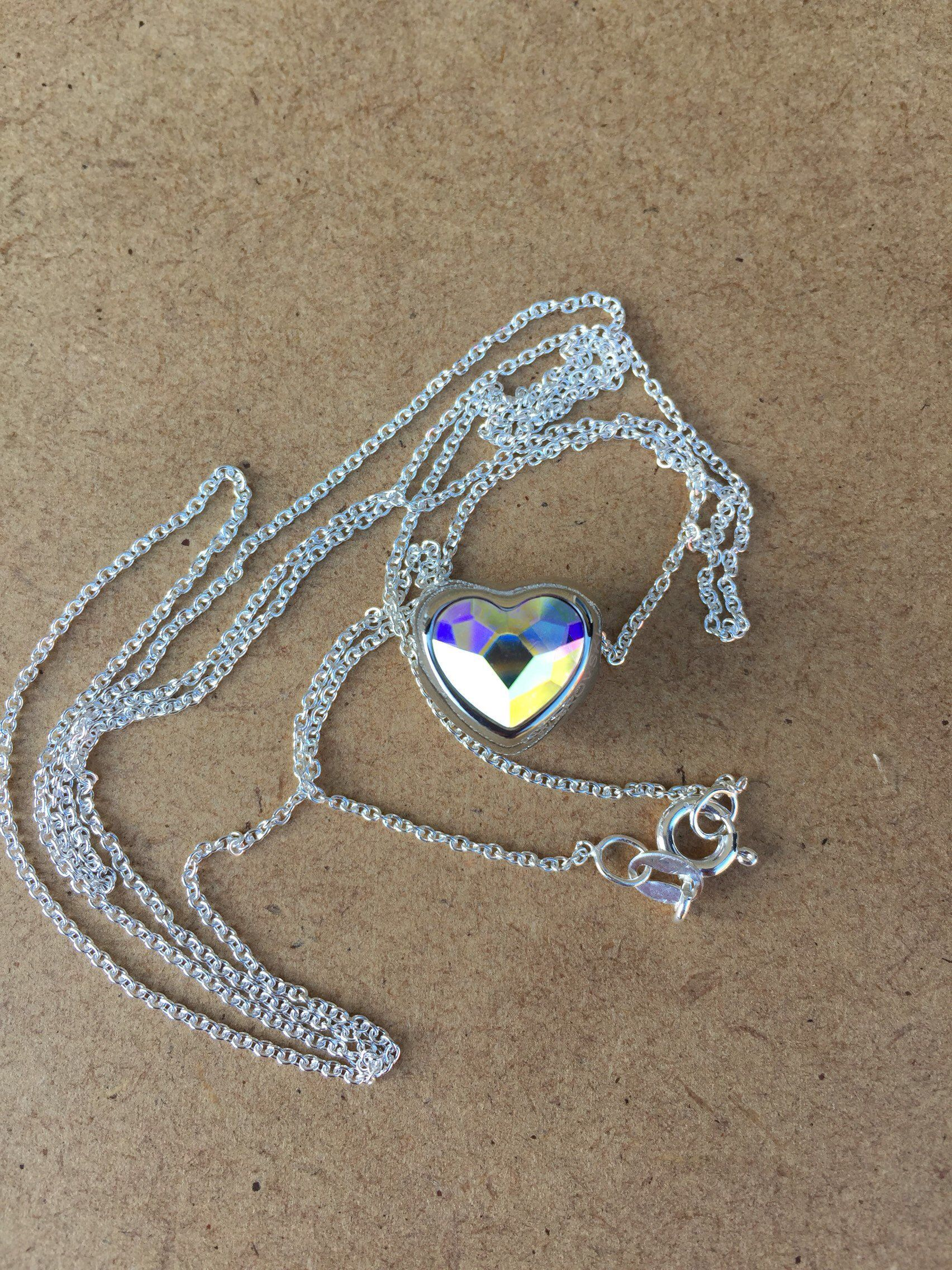 Excited to share this item from my  etsy shop  Swarovski Pendant Necklace dd1b496b2