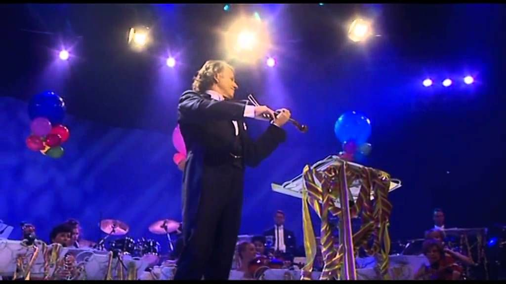 Andre Rieu The Merry Widow With Images Andre Rieu Andre